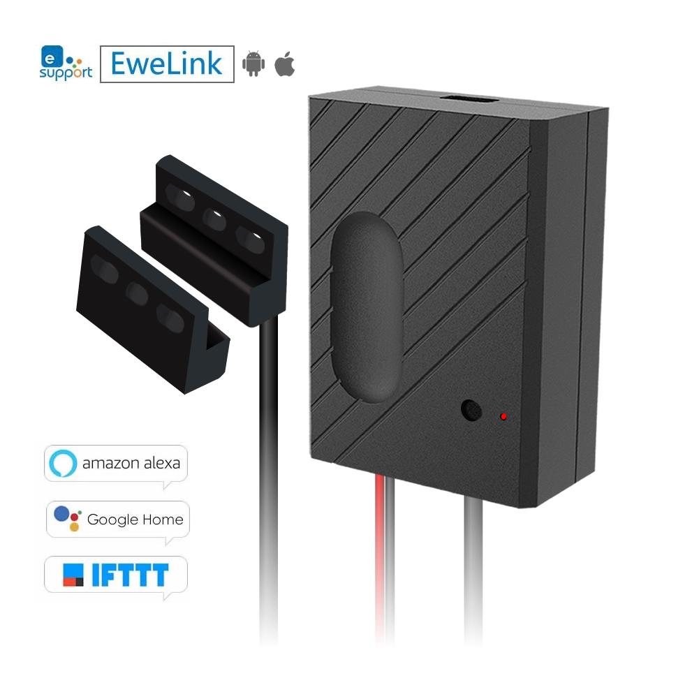 Eachen Garage Door Opener With Monitor Sensor Gd Dc5