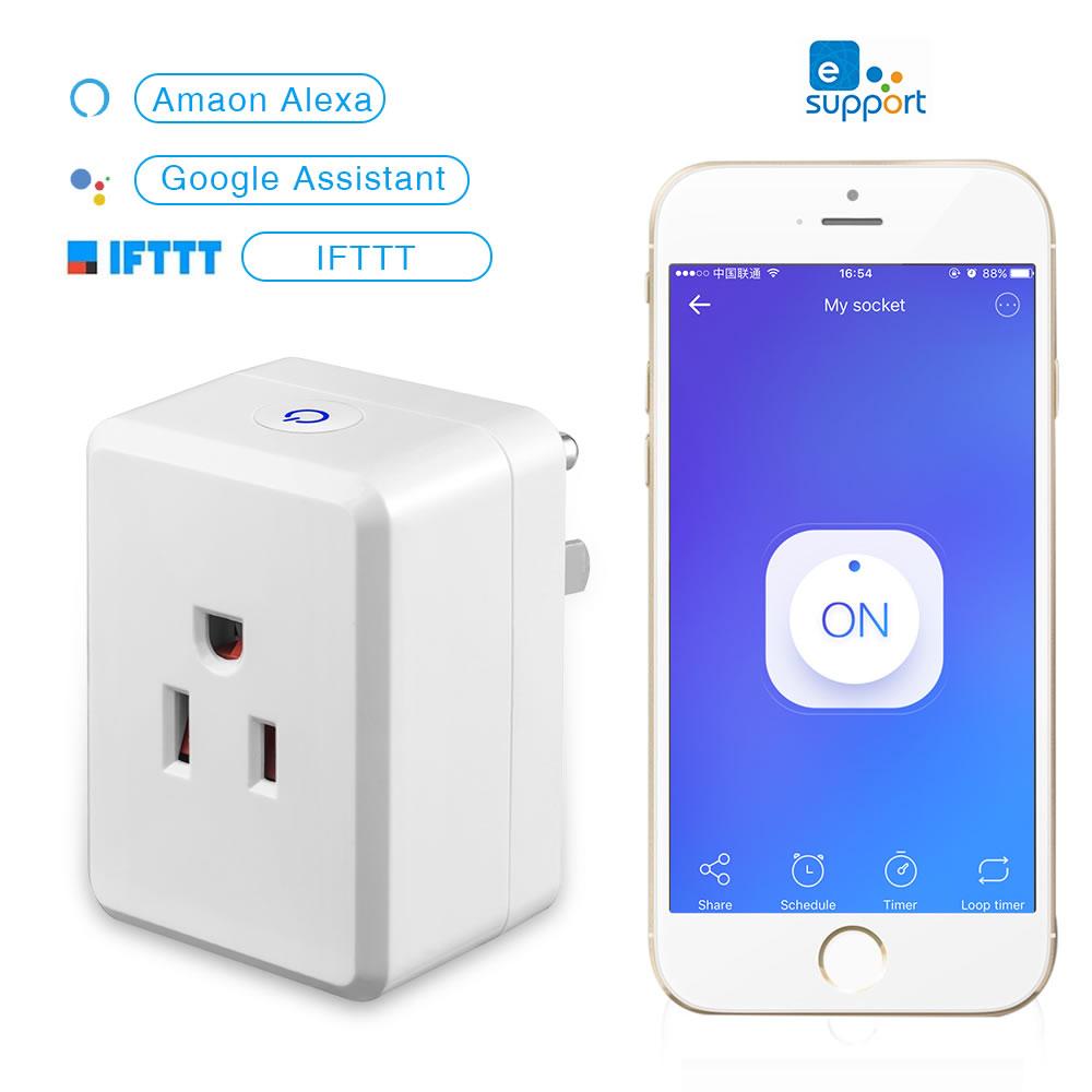 Eachen Smart Plug With Usb Us Ewelink Eachen Diy Your