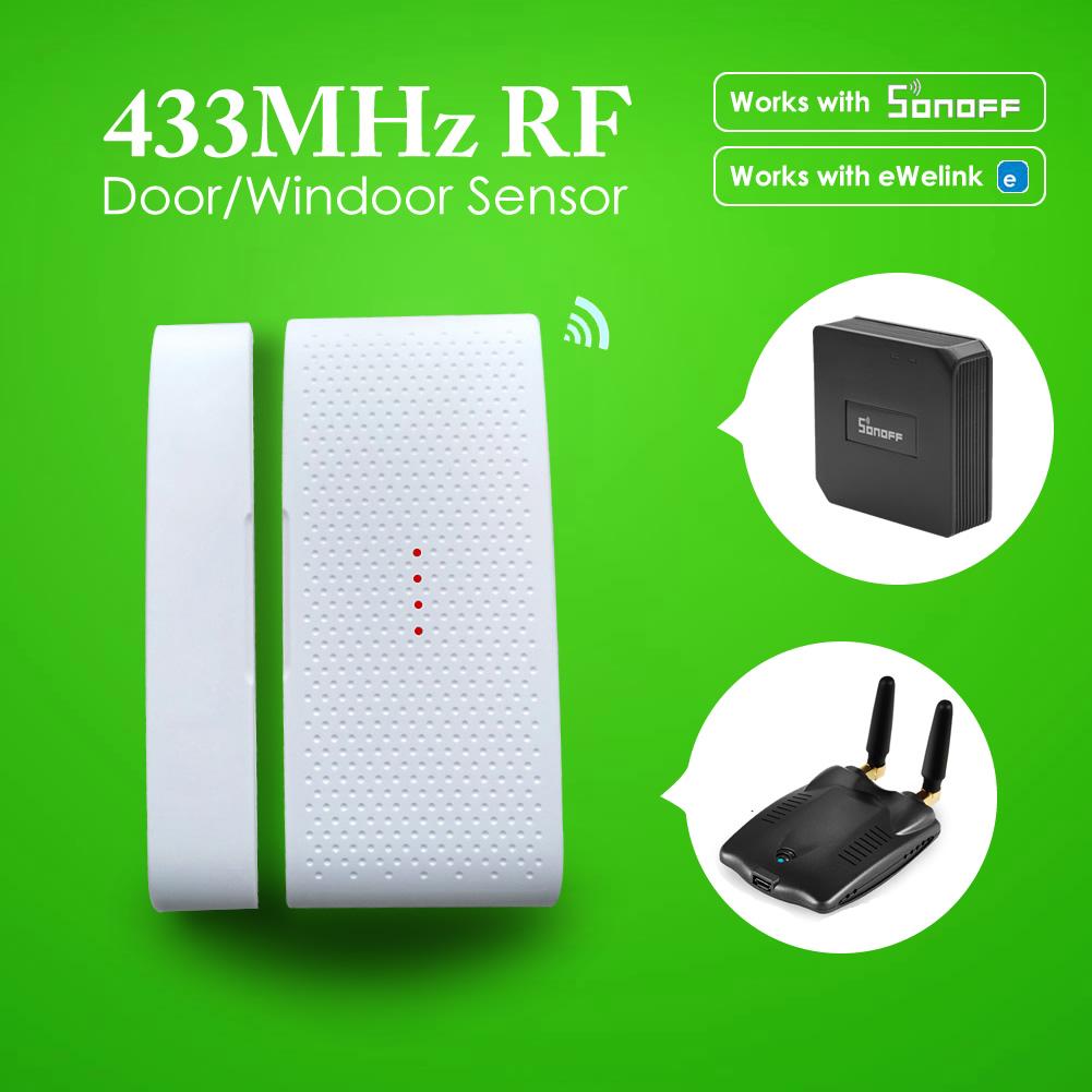 Eachen Door Sensor Window Sensor 433mhz Rf Dw1 Eachen